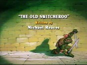 The Old Switcheroo Cartoon Picture