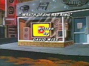 Wrath Of The Rat King Picture Of Cartoon