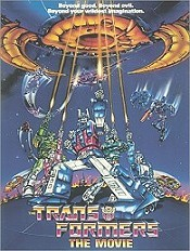 Transformers: The Movie Picture Into Cartoon