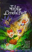 A Troll In Central Park Cartoon Funny Pictures