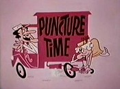 Puncture Time Cartoon Picture