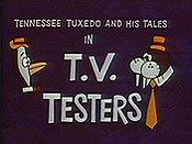 T.V. Testers The Cartoon Pictures