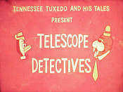 Telescope Detectives Cartoon Pictures