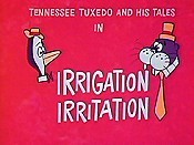 Irrigation Irritation Picture Into Cartoon