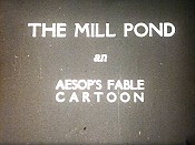 Mill Pond Picture Of Cartoon