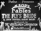 The Fly's Bride Picture Of Cartoon