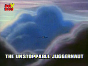 The Unstoppable Juggernaut Free Cartoon Picture