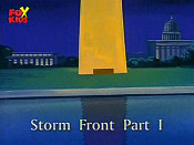 Storm Front, Part I Cartoon Picture
