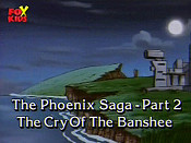 The Cry Of The Banshee Free Cartoon Picture