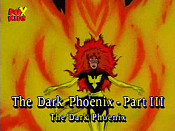 The Dark Phoenix Cartoon Picture