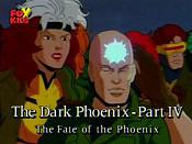 The Fate Of Phoenix Cartoon Picture
