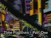 Time Fugitives - Part One Picture To Cartoon