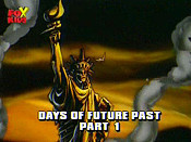 Days Of Future Past, Part I Free Cartoon Picture
