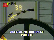 Days Of Future Past, Part II The Cartoon Pictures