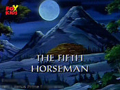The Fifth Horseman Cartoon Character Picture