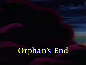 Orphan's End Picture To Cartoon