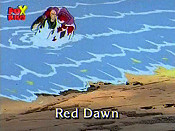 Red Dawn Cartoon Picture