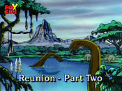 Reunion - Part Two Cartoon Picture
