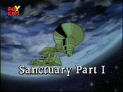 Sanctuary, Part I Picture To Cartoon
