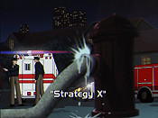 Strategy X Cartoon Picture