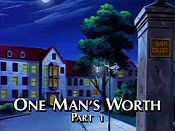 One Man's Worth, Part 1 Pictures Of Cartoons