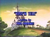 Kiss'n Tell Pictures To Cartoon