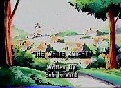 The White Knight Cartoon Picture