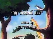 The Missing Link Cartoon Picture