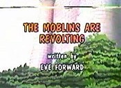 The Moblins Are Revolting Cartoon Picture