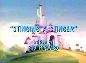 Stinging A Stinger Pictures Cartoons