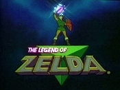 The Legend Of Zelda Cartoon Picture