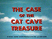 The Case Of The Cat Cave Treasure Cartoon Picture