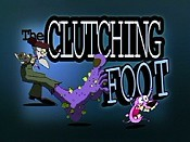 The Clutching Foot Cartoon Funny Pictures