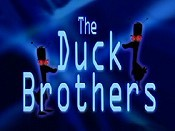 The Duck Brothers Picture Into Cartoon