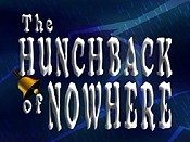 The Hunchback Of Nowhere Unknown Tag: 'pic_title'