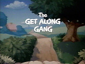 The Adventures Of The Get Along Gang (Series Pilot) Picture To Cartoon