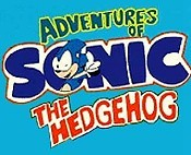 Prehistoric Sonic Cartoon Picture