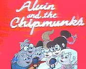 Unidentified Flying Chipmunks Picture Into Cartoon