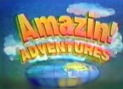 Amazin' Adventures Picture Of Cartoon