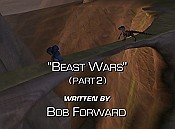 Beast Wars, Part 2 Picture Into Cartoon