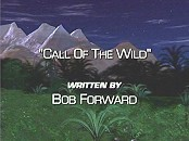 Call Of The Wild Cartoon Picture
