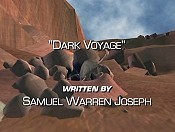 Dark Voyage Cartoon Character Picture