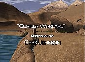 Gorilla Warfare Cartoon Picture