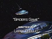 Spider's Game Picture Into Cartoon