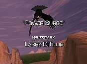 Power Surge Cartoon Character Picture