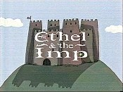 Ethel & The Imp Cartoon Funny Pictures