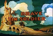 The Brave Tin Soldier Cartoon Picture