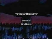 Spark Of Darkness Free Cartoon Picture