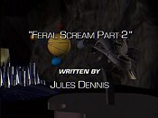 Feral Scream, Part 2 Picture Of Cartoon