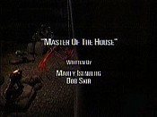 Master Of The House Cartoon Picture